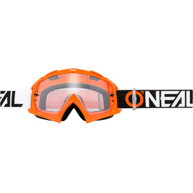ONeal B-10 Goggles Twoface Clear orange